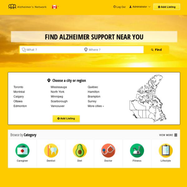 Alzheimer's Network